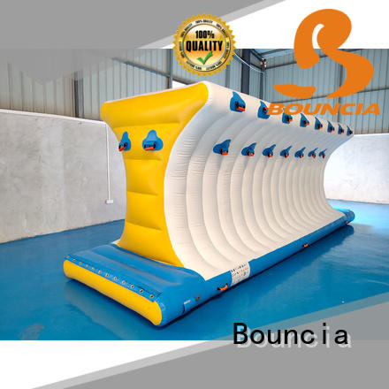 Bouncia durable outdoor inflatable water park directly sale for pool