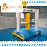 Bouncia jumping platform giant water inflatables Supply for outdoors