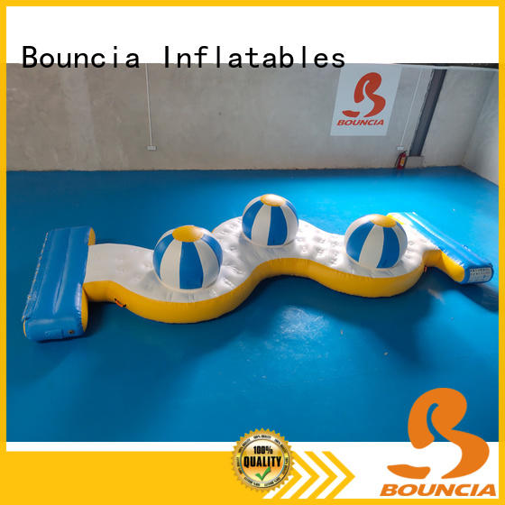 awesome floating water playground course directly sale for adults