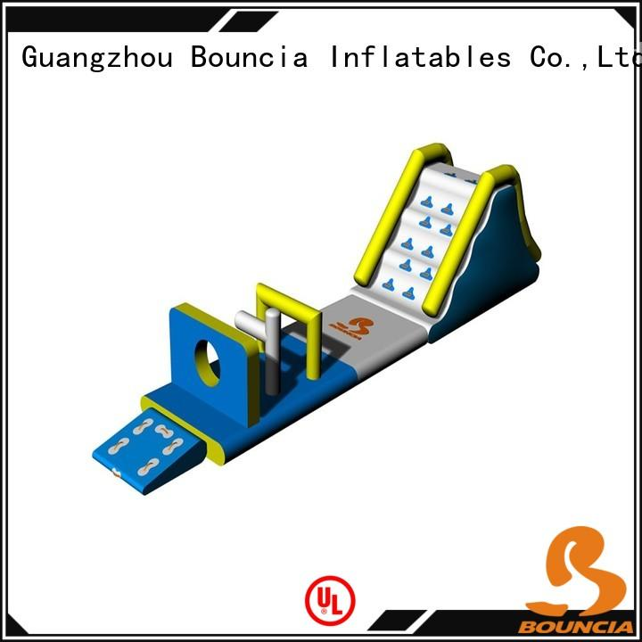 Bouncia toys water inflatables series for pools
