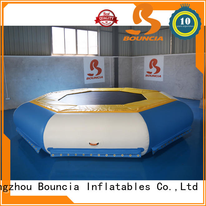 Bouncia one station inflatable world water park for business for adults