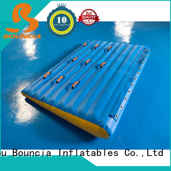 floating aquapark bouncia manufacturer for outdoors