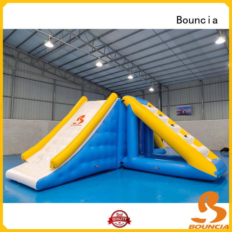 Bouncia durable inflatable water sports customized for outdoors