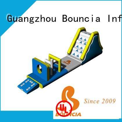 Bouncia toys inflatable backyard water park manufacturers for kids