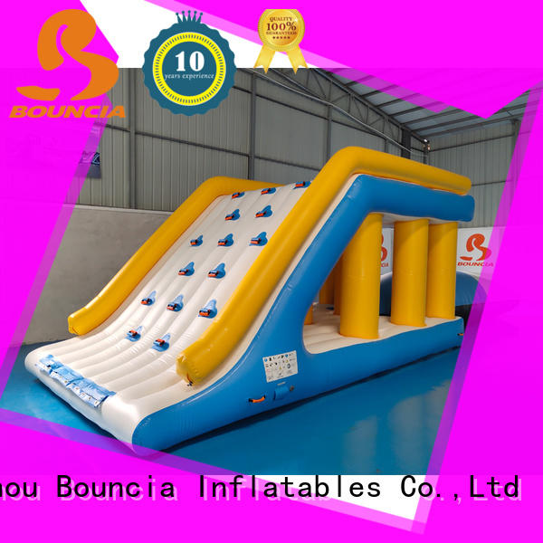 durable inflatable water park supplier tarpaulin company for adults