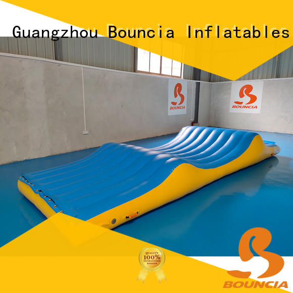Bouncia pvc inflatable water amusement park from China for kids