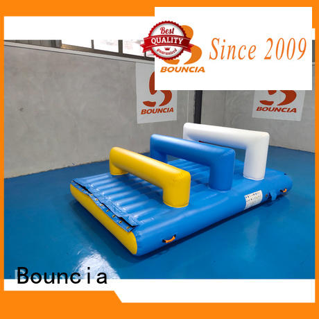 Custom inflatable water sports colum from China for kids