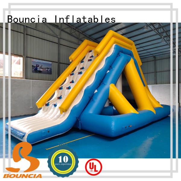 Bouncia pvc inflatable water fun manufacturer for adults