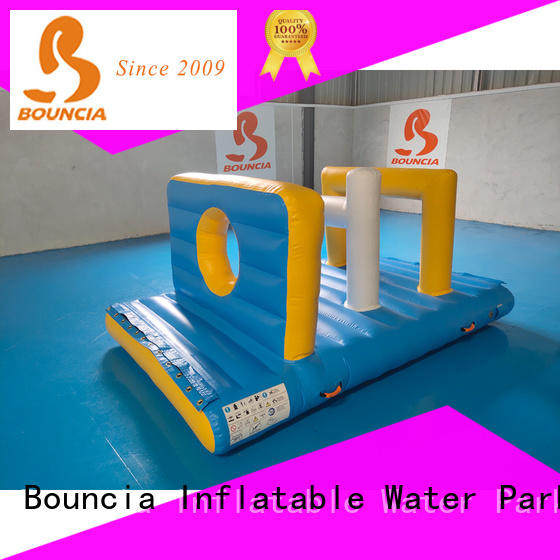 Bouncia inflatable course manufacturer for kids