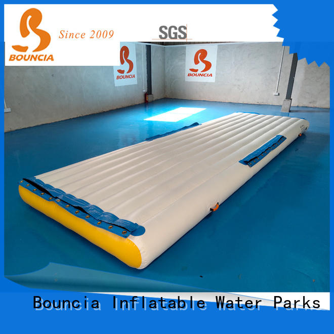 Bouncia Top bouncy water slide Supply for adults