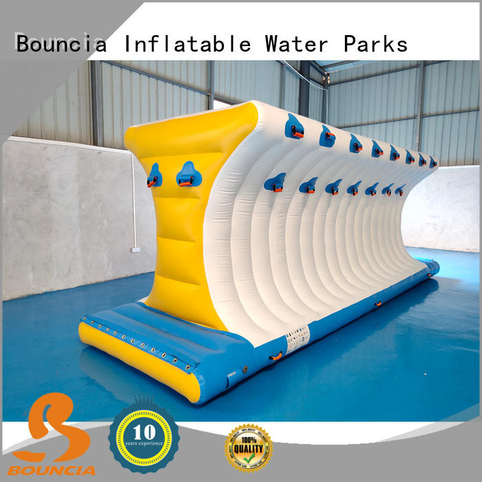 Bouncia certificated inflatable park for adults company for kids