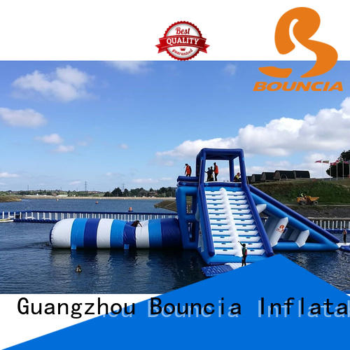 inflatable factory exciting inflatable water games course company