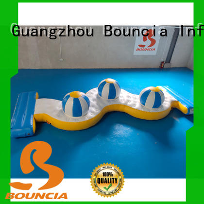 Bouncia mini games blow up slide for adults