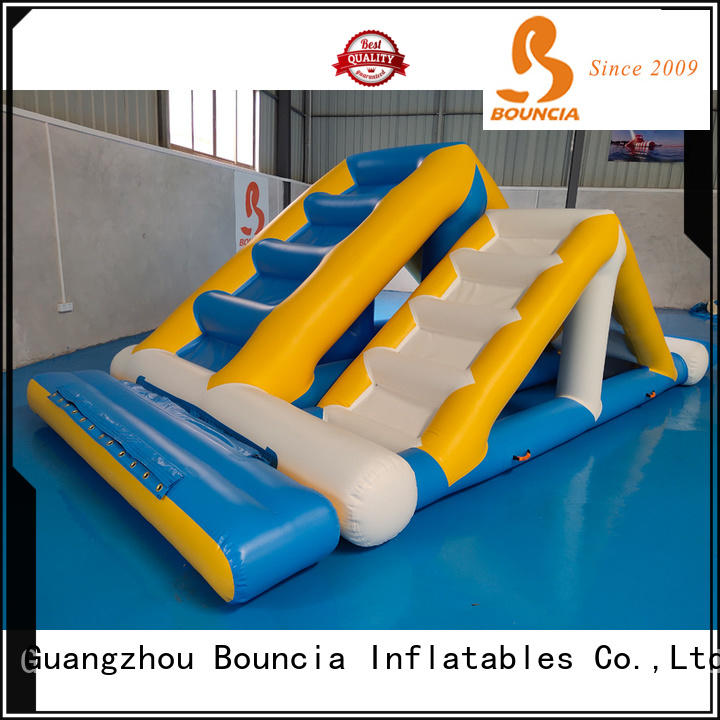 Bouncia pvc water park for kids