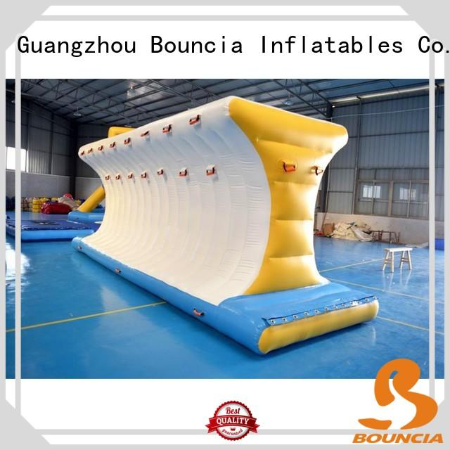 inflatable factory double obstcale Bouncia Brand
