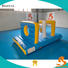 Bouncia guard tower inflatable water park supplier manufacturer for adults