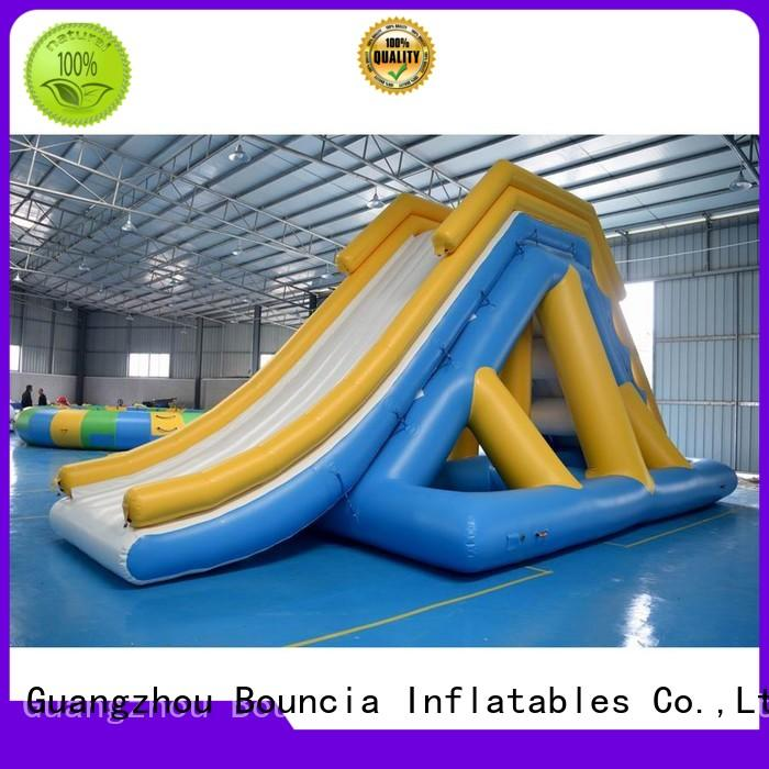 bounica aqua wall inflatable factory Bouncia Brand