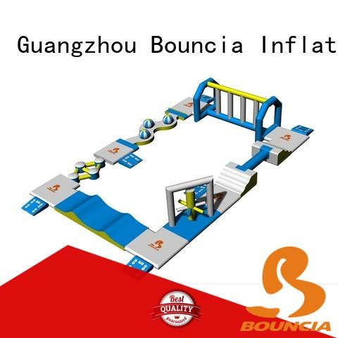 stable inflatable water slide park sport games from China for kids