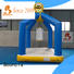 Bouncia jumping platform water inflatables for business for kids