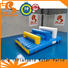 Bouncia trampoline commercial inflatables for sale factory for pool
