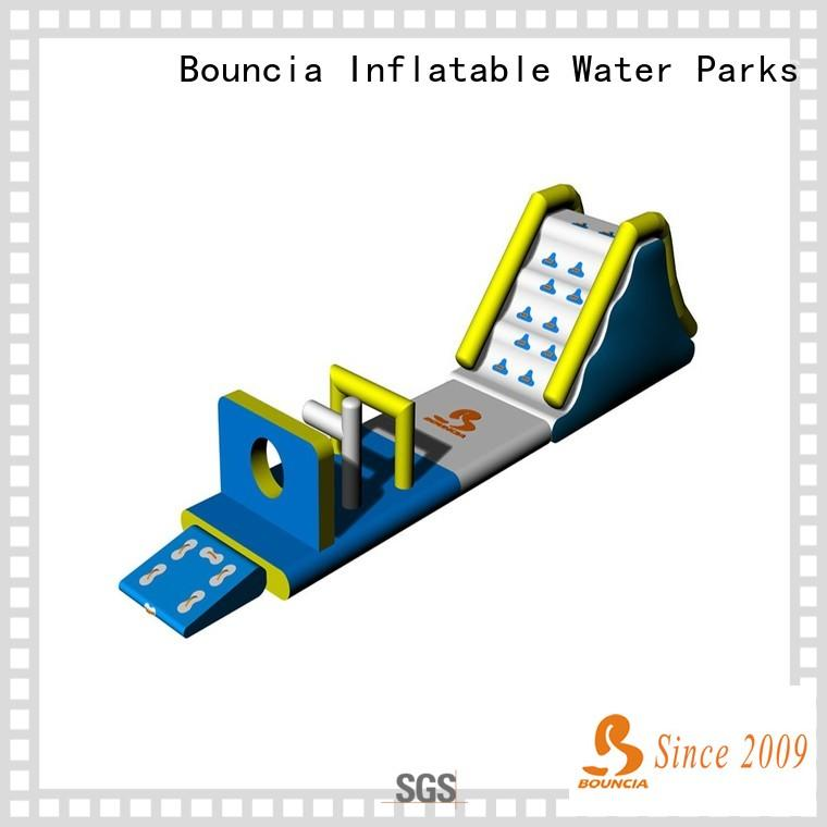 commercial small inflatable water park slide manufacturers for outdoors