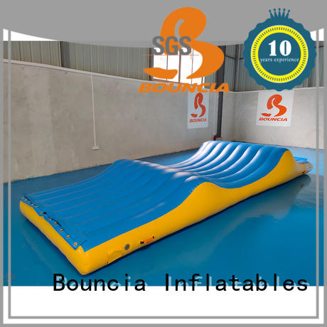 Bouncia New inflatable water slide customized for pool