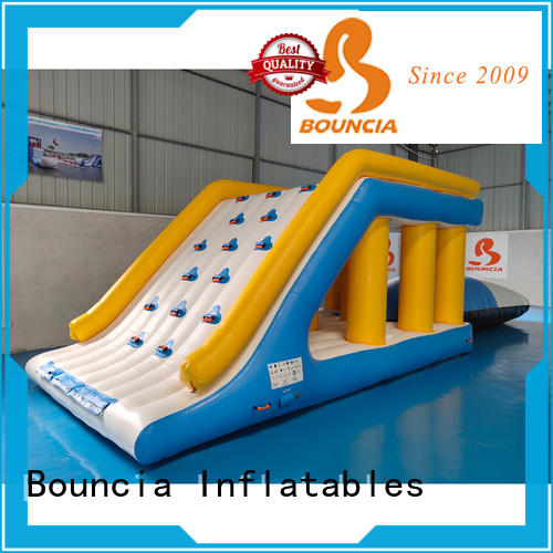 Bouncia durable inflatable water park for adults manufacturer for pool