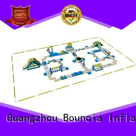 Bouncia inflatable float certification park crazy design