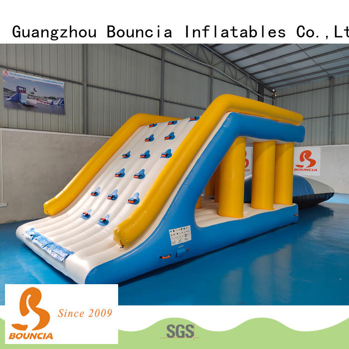 High-quality floating inflatable obstacle course pvc customized for pool