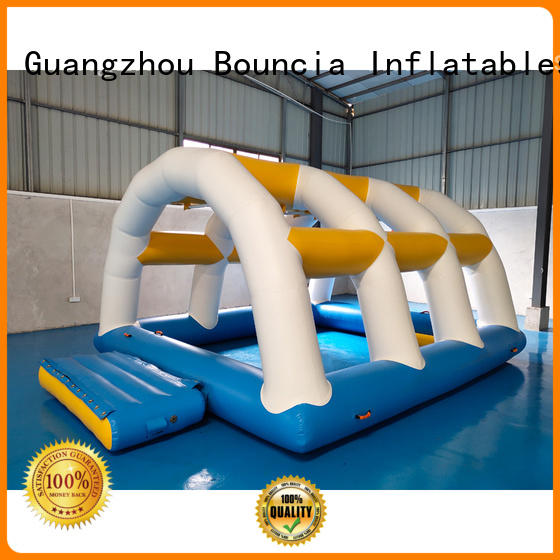 course durable adults inflatable water games Bouncia