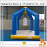 Bouncia certificated inflatable water obstacle course directly sale for outdoors