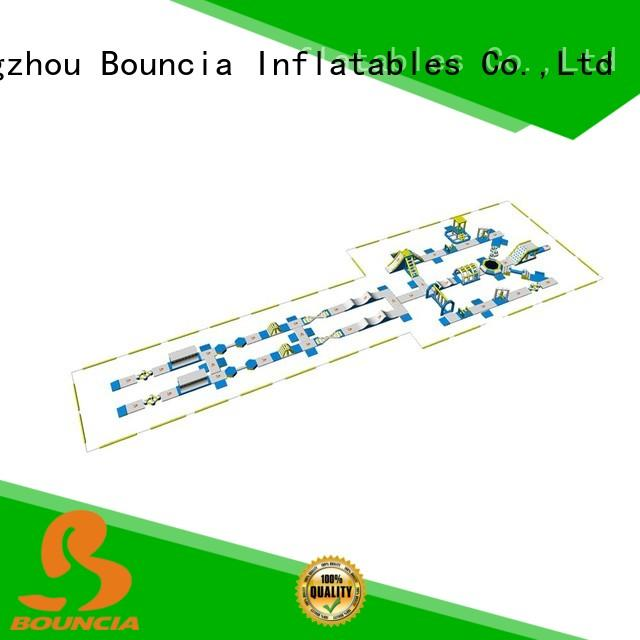 inflatable water park for adults inflatables obstcale platform giant inflatable manufacture
