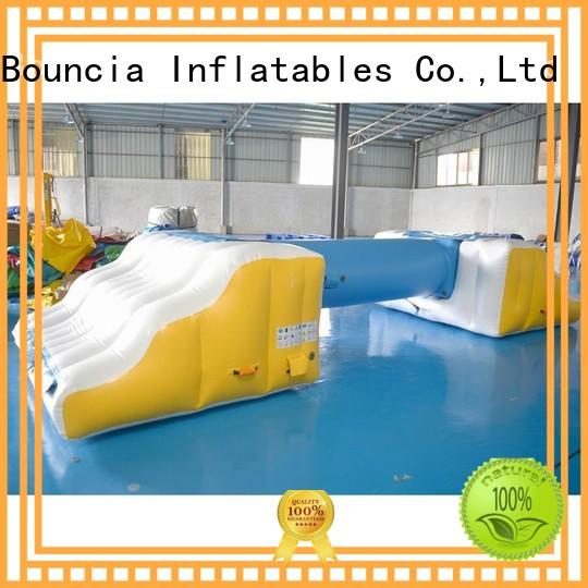 inflatable factory adults design inflatable water games lake Bouncia Brand