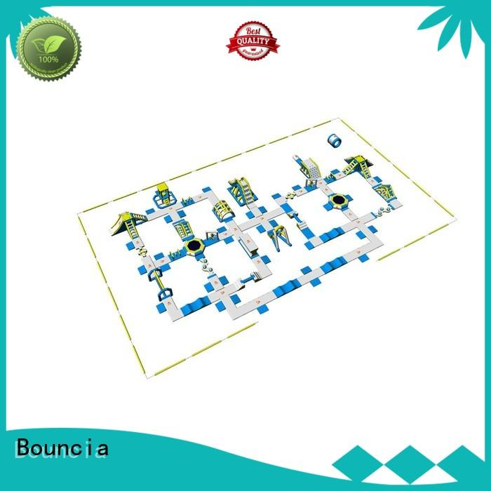 inflatable water park factory pvc for kids Bouncia