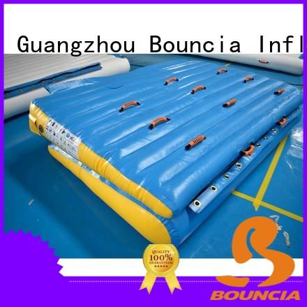 tuv inflatable factory wall Bouncia company