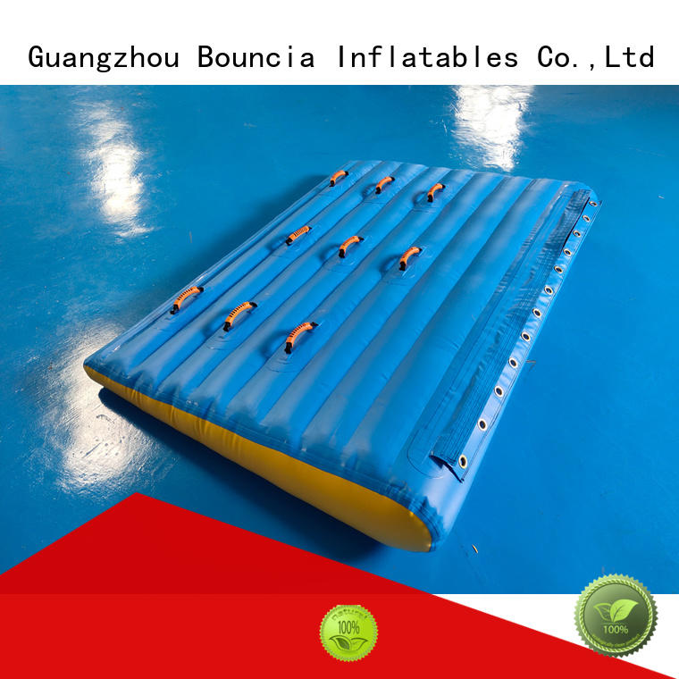 09mm inflatable factory big tower Bouncia Brand
