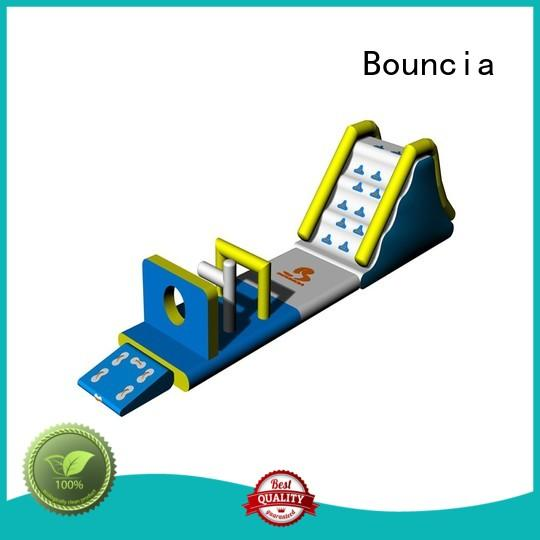 Bouncia course commercial inflatable water park series for kids