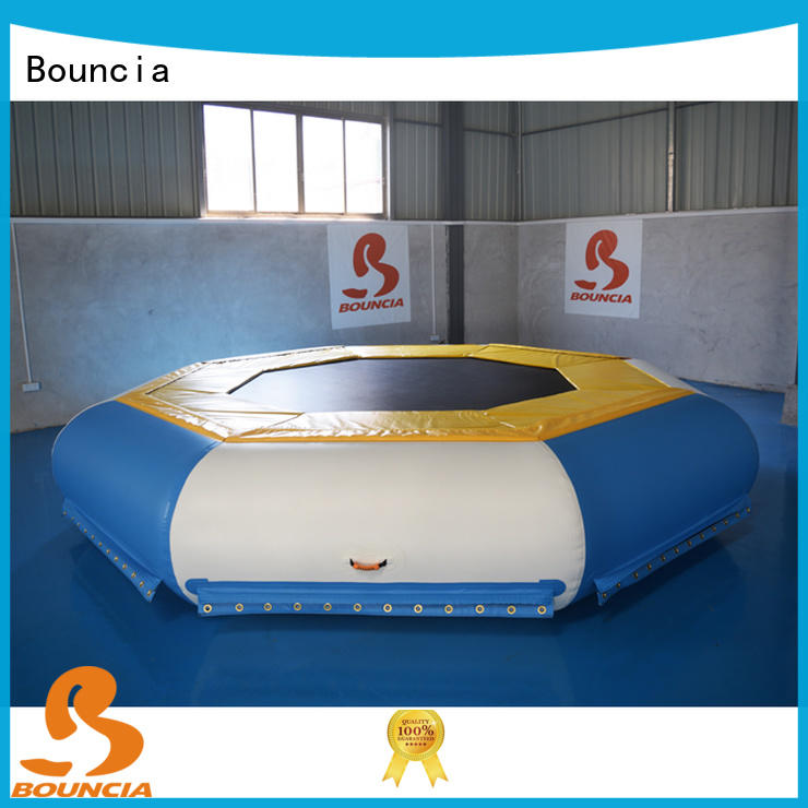 Bouncia typhon inflatable water park factory manufacturers for kids