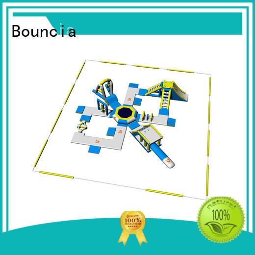aqua park floating for outdoors Bouncia