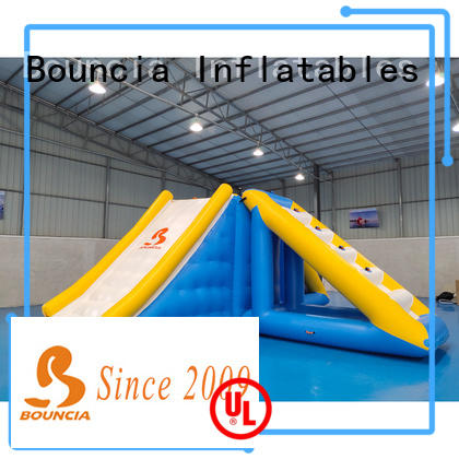 Bouncia slide inflatable assault course from China for adults