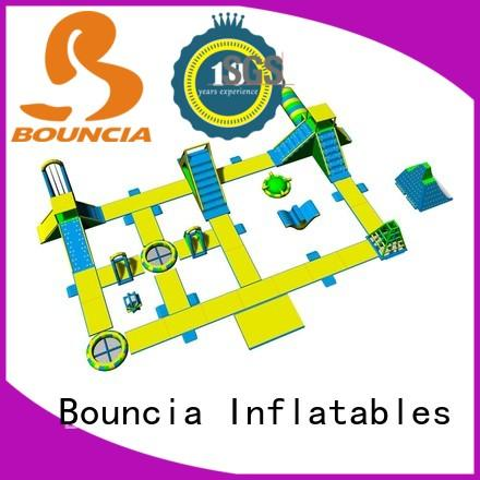 certificated inflatable water park harrison manufacturer for lake