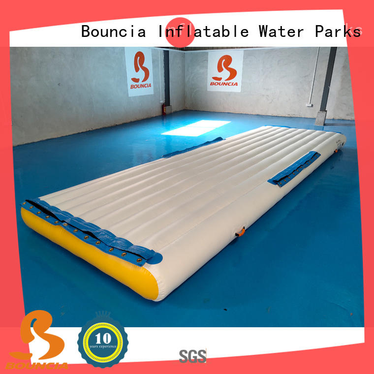 Bouncia Latest bounce inflatable theme park manufacturers for outdoors