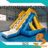 Bouncia floating outdoor inflatable water slide from China for adults