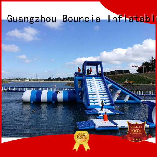 inflatable factory certification obstacle Bouncia Brand