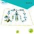 aquapark crazy inflatable float water Bouncia company