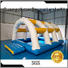jumping platform inflatable water park equipment beam for adults Bouncia