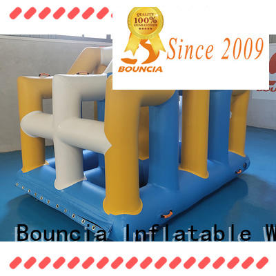 Bouncia trampoline blow up floats customized for adults