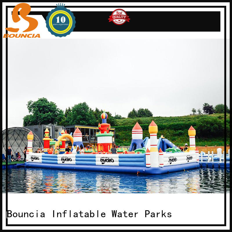 Bouncia Wholesale inflatable water fun manufacturers for child