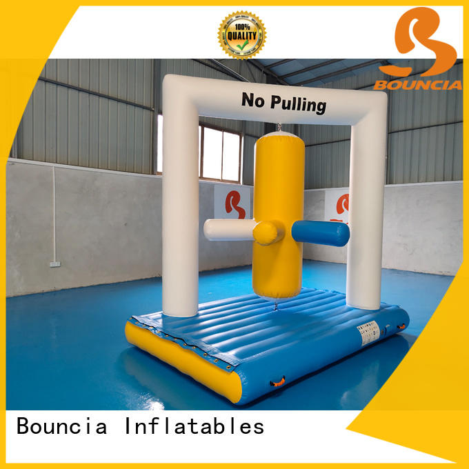 games inflatable water park for adults from China for pool Bouncia