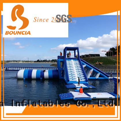 Latest water park equipment suppliers guard tower manufacturer for kids